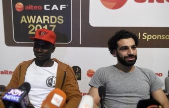 Mohamed Salah ballon d'or africain
