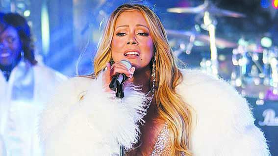 Le dernier caprice de Mariah Carey