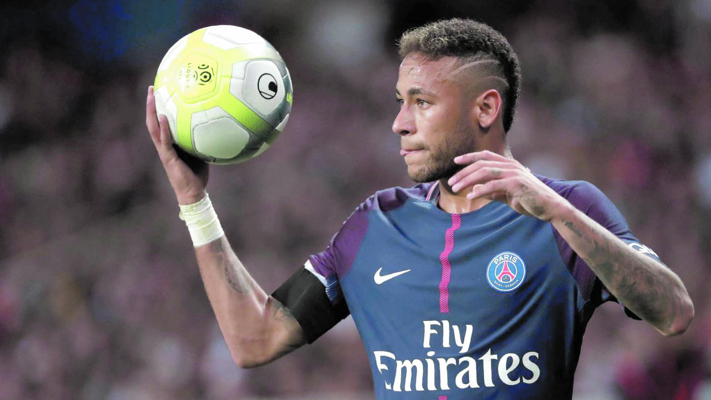 PSG : 2018 ou les douze travaux de Neymar