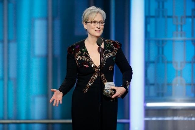 S'habiller en noir ou pas ? Tempête dans un verre d'eau avant les Golden Globes