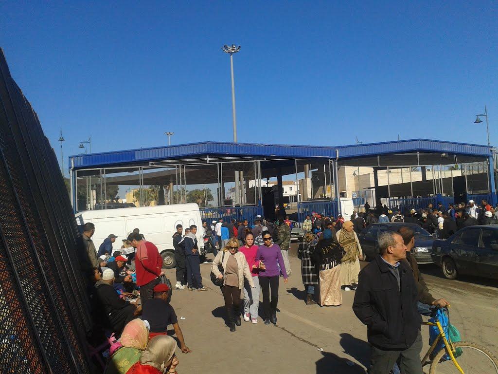 Visiteurs furtifs et clients intéressants : Une manne pour l'économie de Sebta et Mellilia