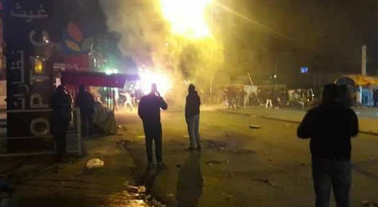 Un mort dans des affrontements entre  manifestants et forces de l'ordre en Tunisie