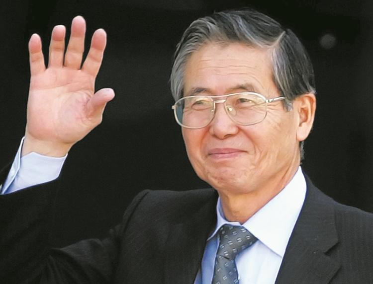 Alberto Fujimori, l'ancien homme fort qui divise encore le Pérou