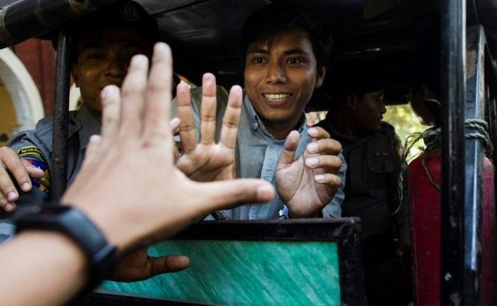 La Birmanie, mauvaise élève de la liberté de la presse