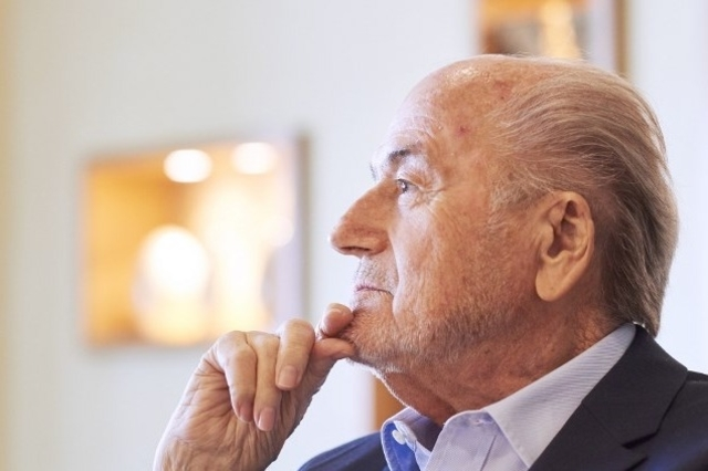 Enquête sur un virement suspect  de Blatter au patron du foot autrichien