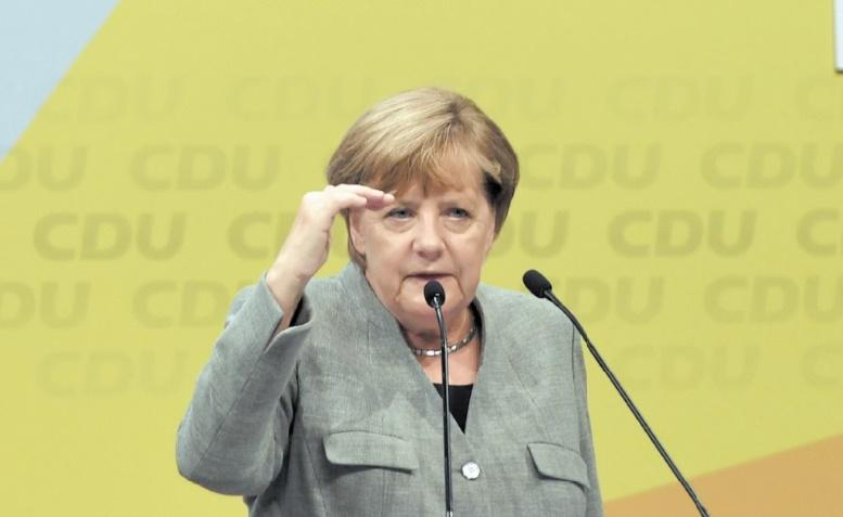 Merkel se rapproche d'un 4ème mandat à la tête de l'Allemagne