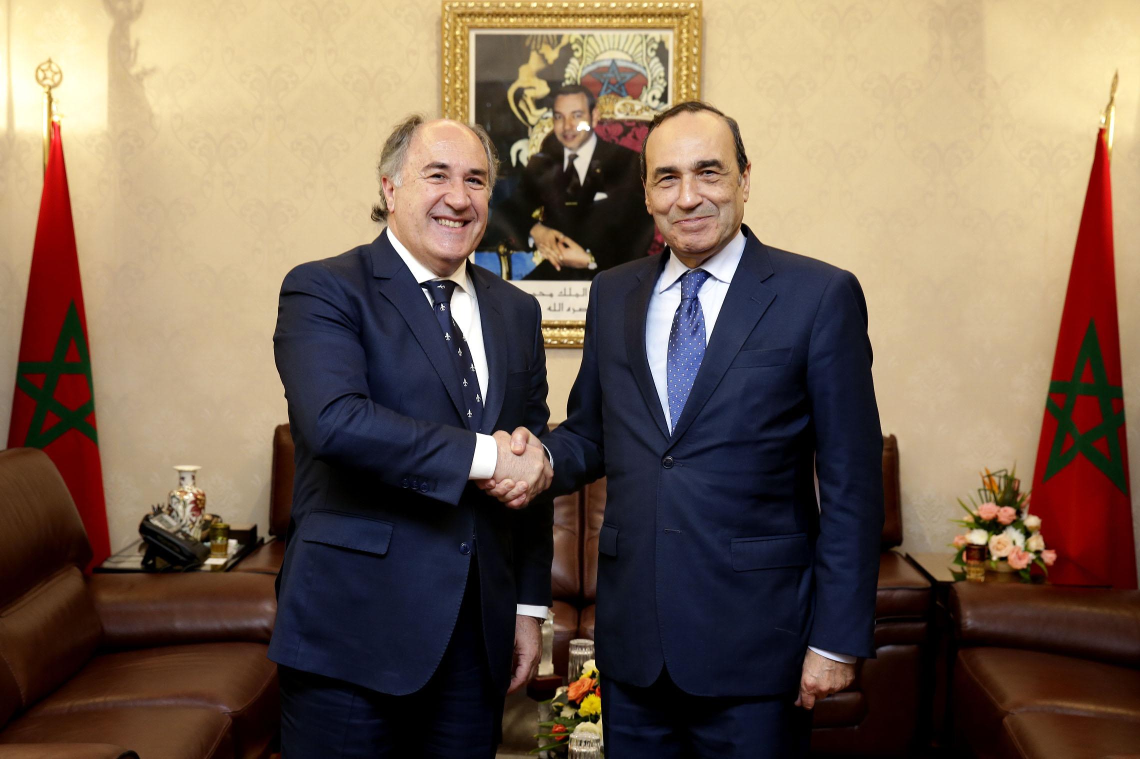 La coopération maroco-espagnole au centre d'entretiens à Rabat