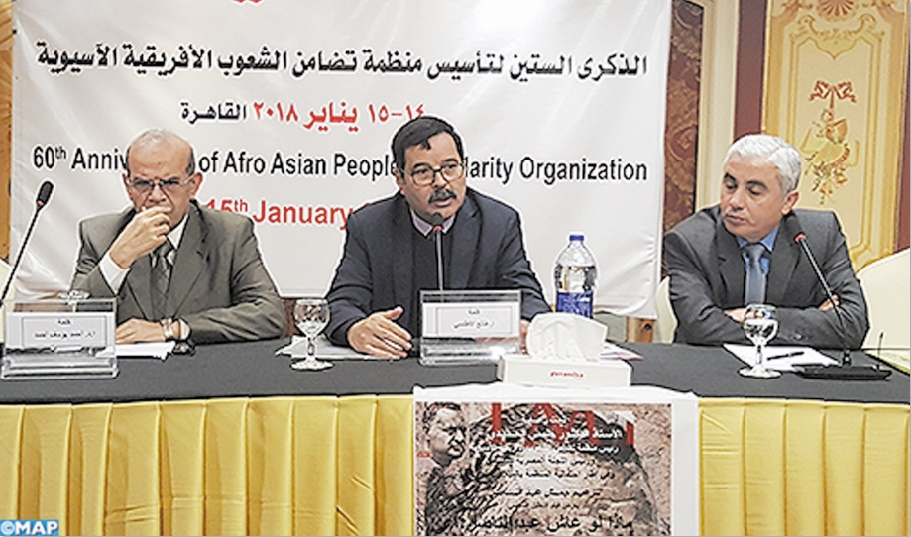 L'importance de la proposition d'autonomie au Sahara mise en avant au Caire