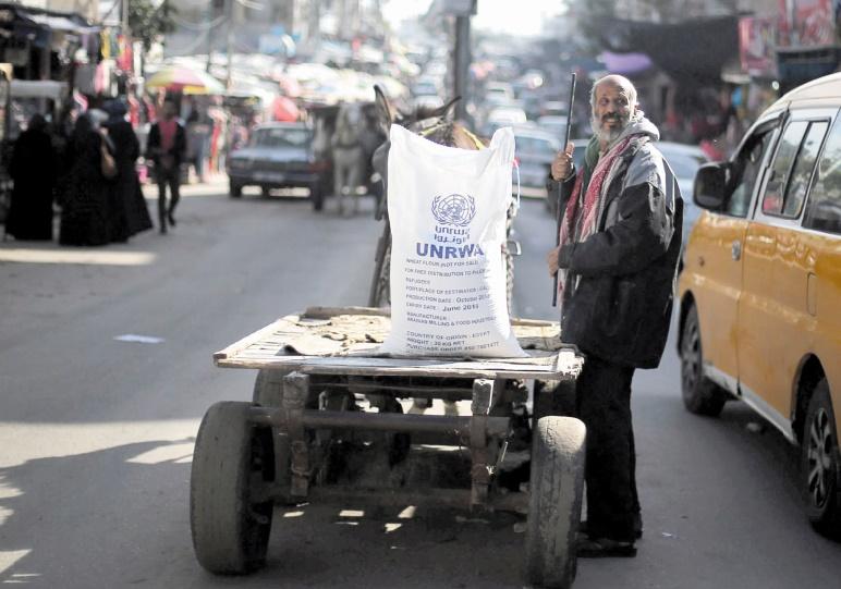 Washington gèle une partie de son aide aux Palestiniens