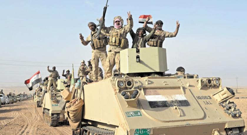 Les jihadistes de l'EI pourraient reprendre du terrain en Irak