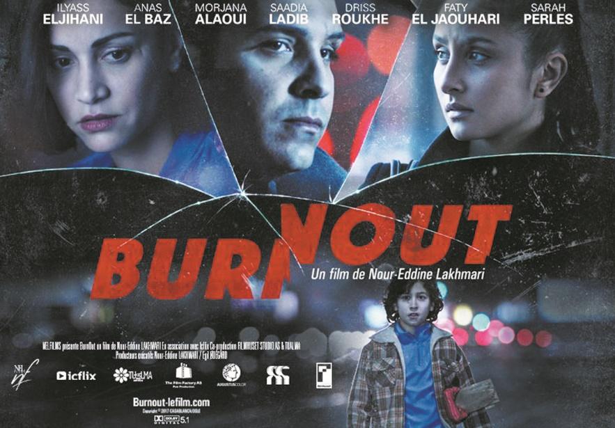 """Projection de """"Burn Out"""" de Nour-Eddine Lakhmari en Norvège"""