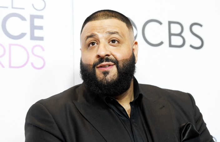 DJ Khaled aspire à un mode de vie plus sain