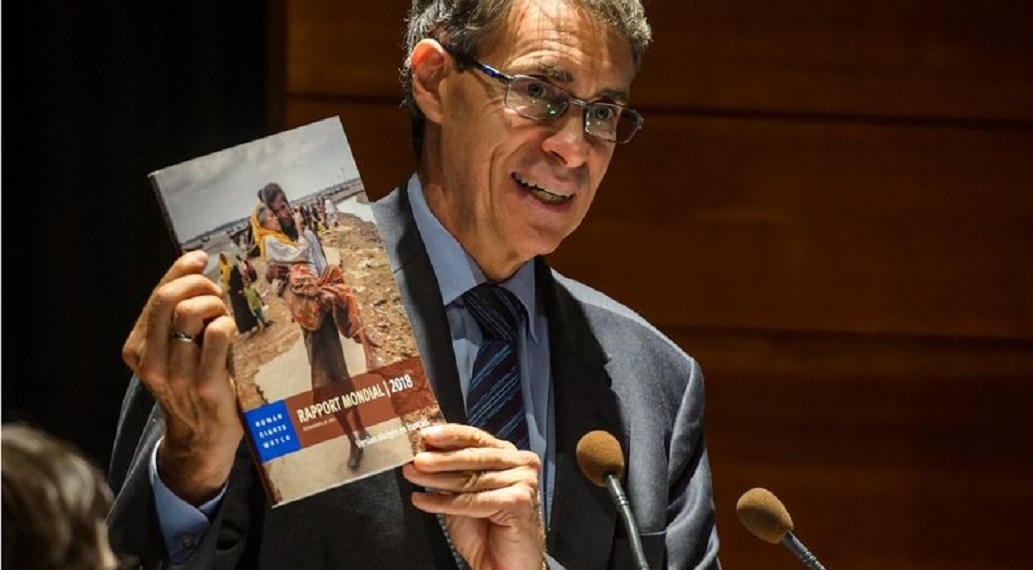 """Le traitement du """"Hirak"""" déteint négativement sur l'image du Maroc"""