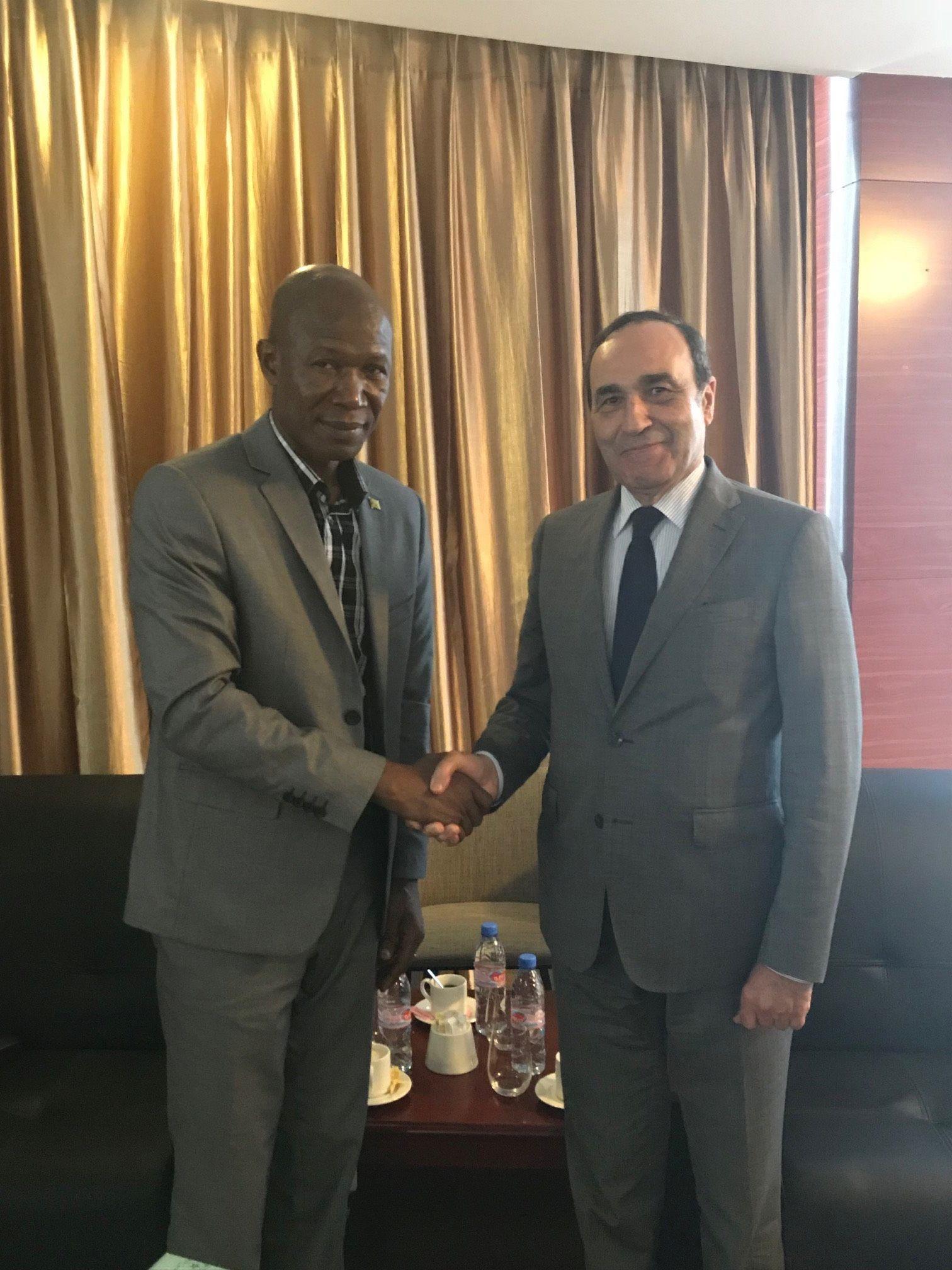 Le Maroc déterminé à renforcer ses relations avec le Sénégal et le Libéria