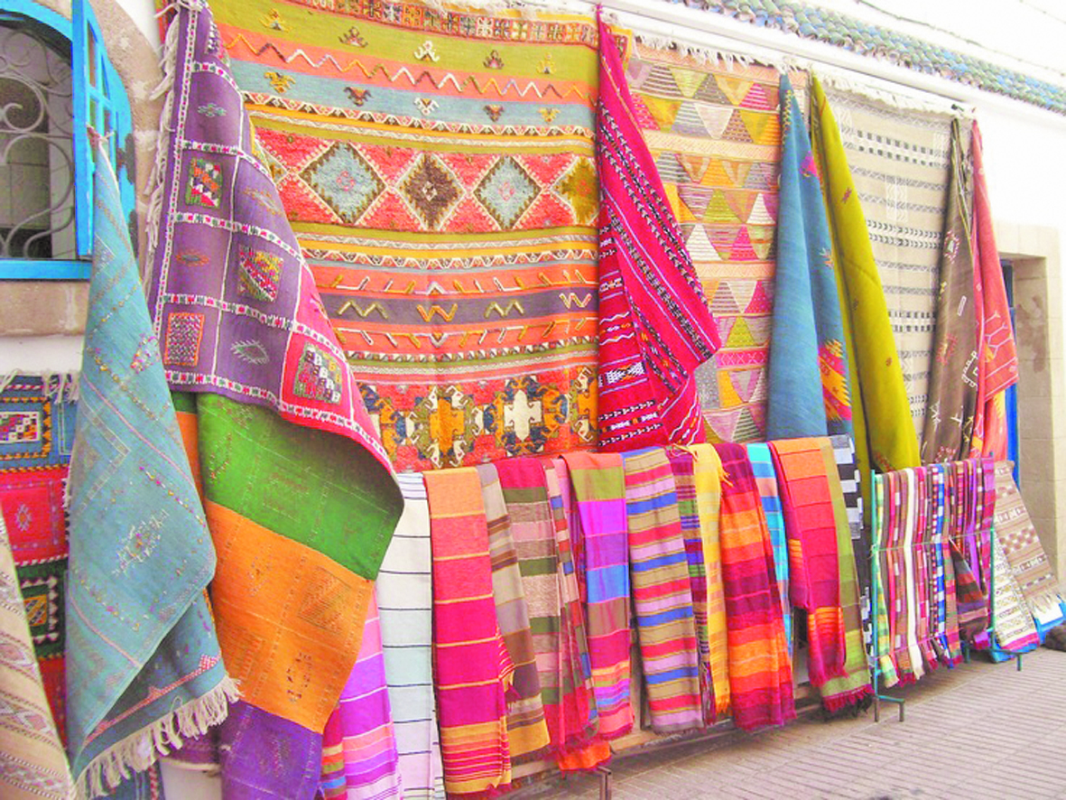 La capitale abrite la seconde édition de la Foire du tapis