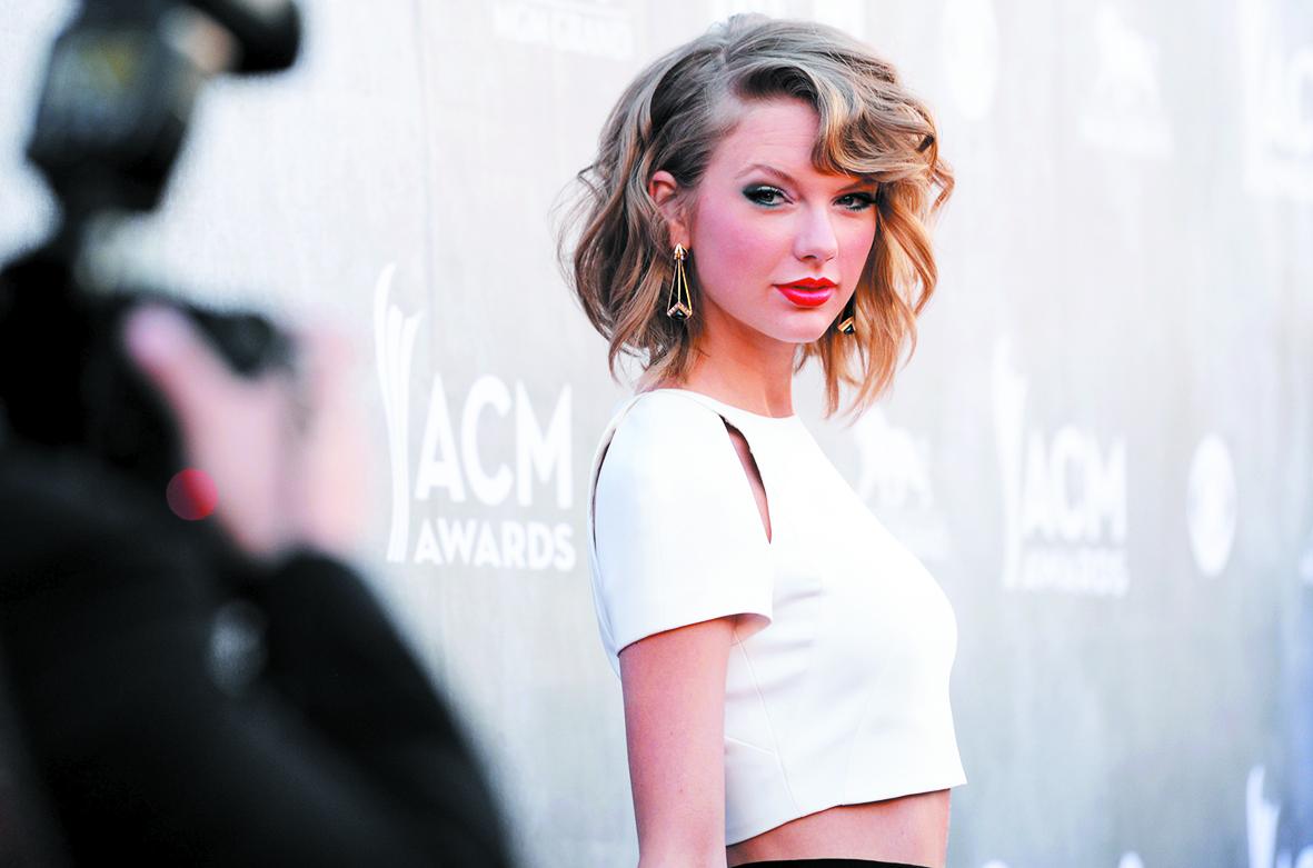 Ces stars étaient déjà riches avant d'être célèbres : Taylor Swift