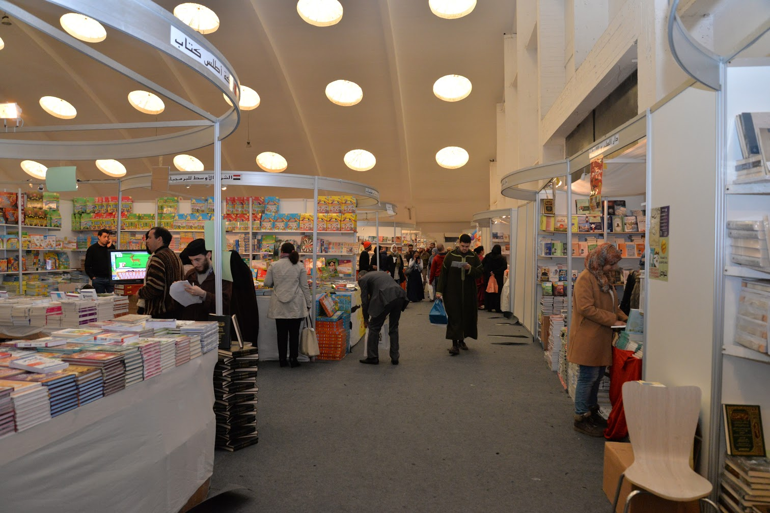 Une constellation de plumes arabes et étrangères au prochain Salon international  de l'édition  et du livre