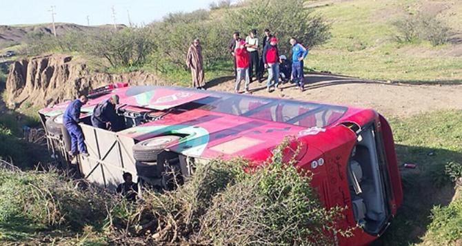 Une vingtaine de blessés dans le renversement d'un véhicule dans la province d'Essaouira