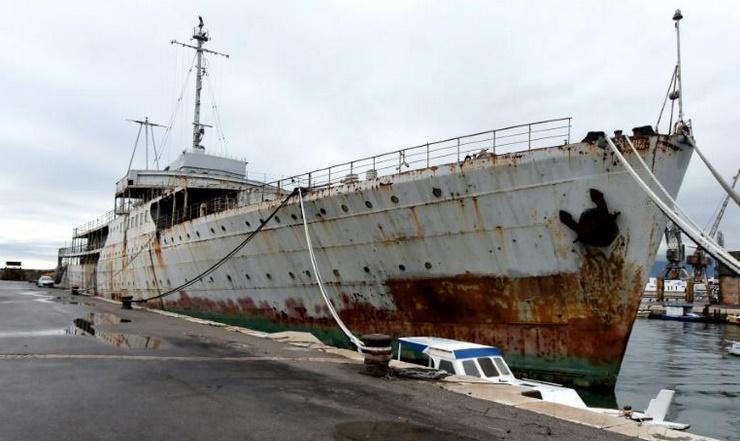 Le yacht de Tito va devenir un musée