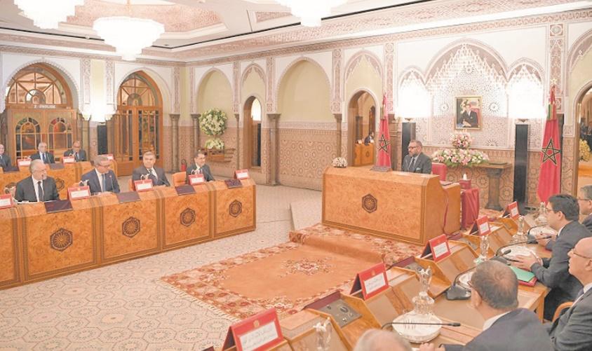 SM le Roi préside à Casablanca un Conseil des ministres