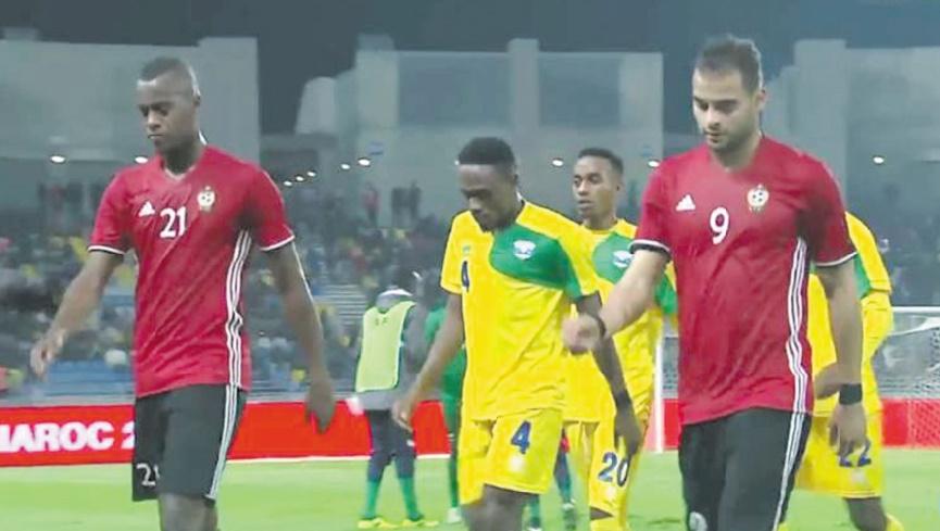 Libye et Nigeria, les qualifiés du groupe C