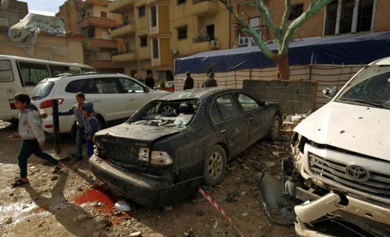 34 morts dans un double attentat à Benghazi