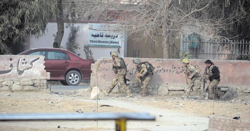 Au moins deux morts dans une attaque contre Save the Children en Afghanistan