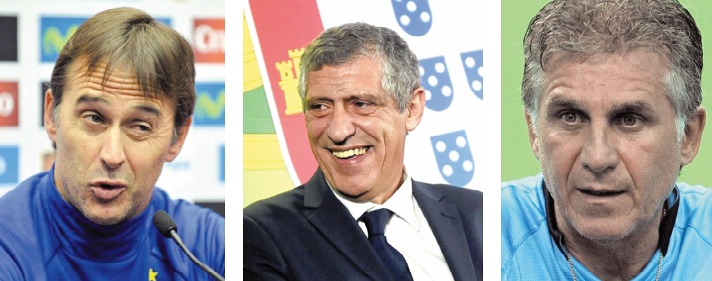 L'Espagne, le Portugal et l'Iran choisissent leurs sparring-partners en pensant au Maroc