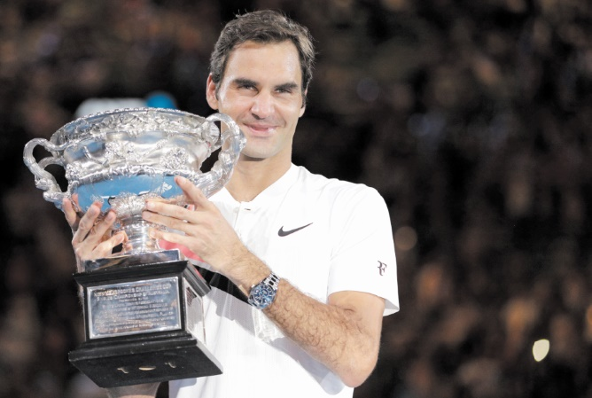 Federer : Des moments excitants devant moi
