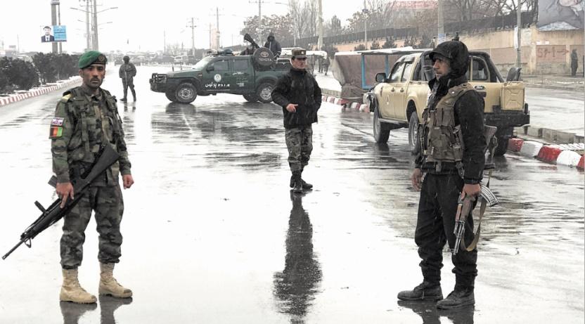 Onze morts dans une attaque sur l'Académie militaire d'Afghanistan