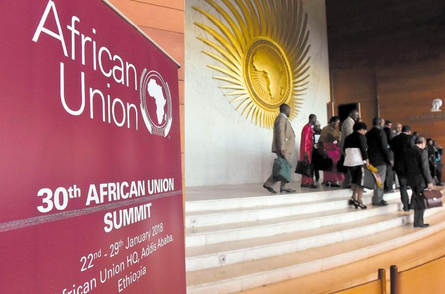 Ouverture à Addis-Abeba des travaux du 30ème Sommet africain