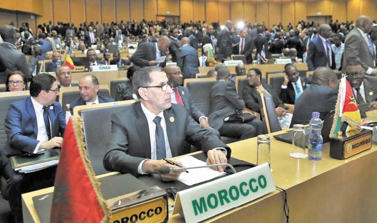 Saad Eddine El Othmani : Le Maroc joue un rôle de premier plan dans les questions posées sur la table du sommet