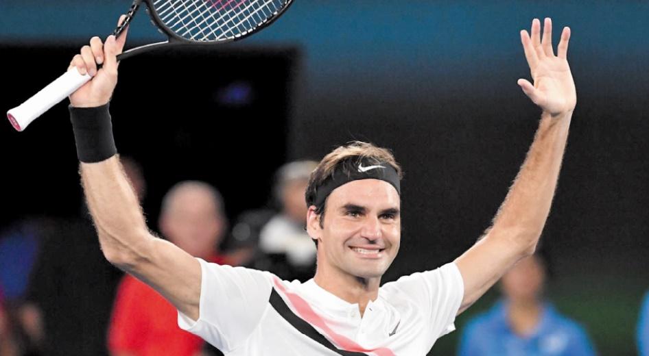 Roger Federer, ou l'histoire en marche