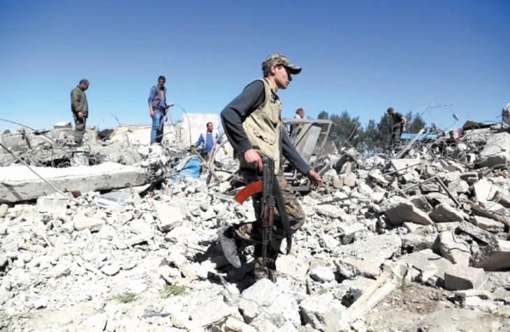 49 combattants kurdes tués dans des  raids aériens turcs en Irak