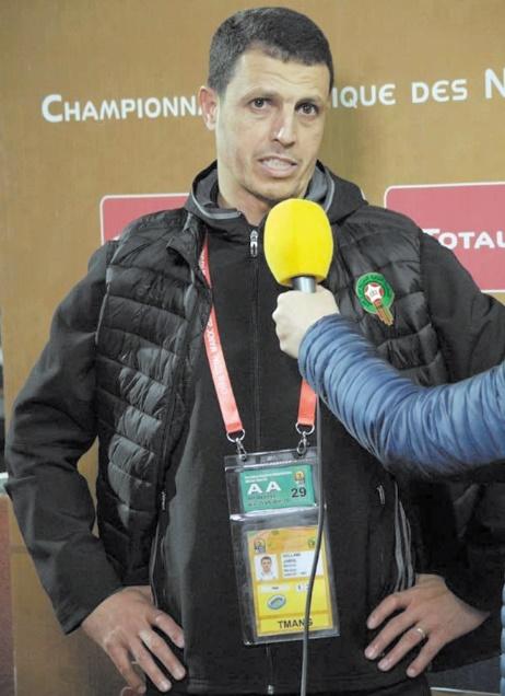 Jamal Sellami : Gagner par 3-1 en demi-finale est un bon signe