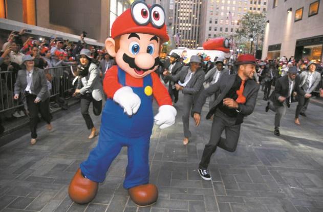 Super Mario bientôt à l'affiche d'un film d'animation