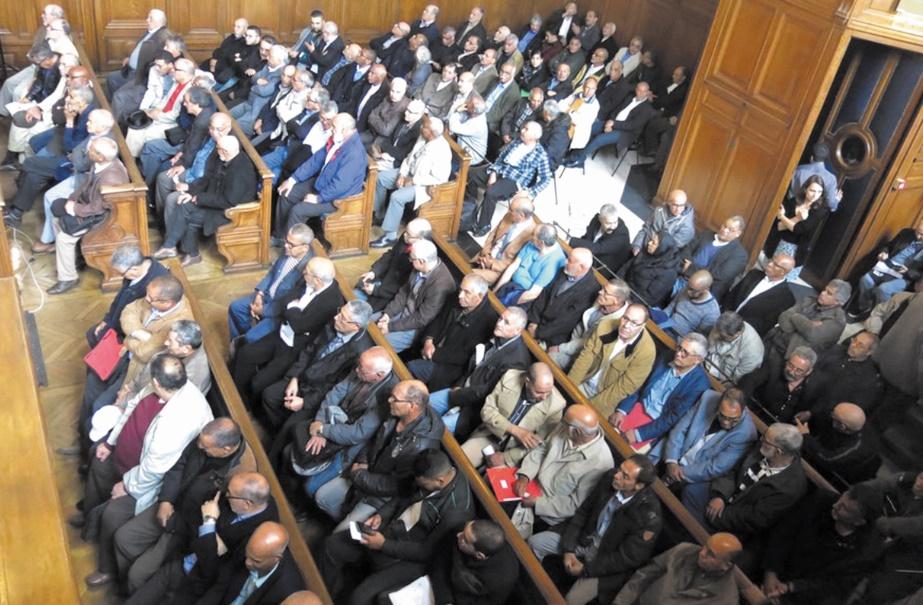 """La Cour d'appel de Paris conforte les """"chibanis'' marocains dans leurs droits"""