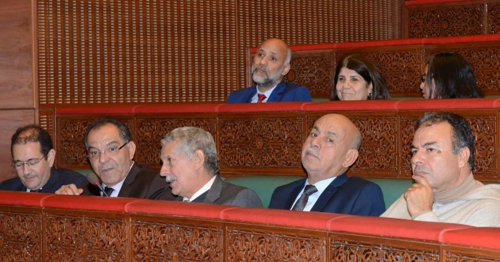 Le Groupe socialiste à la Chambre des conseillers : Mohamed Alami appelle à la création d'une Conservation foncière à Ouezzane