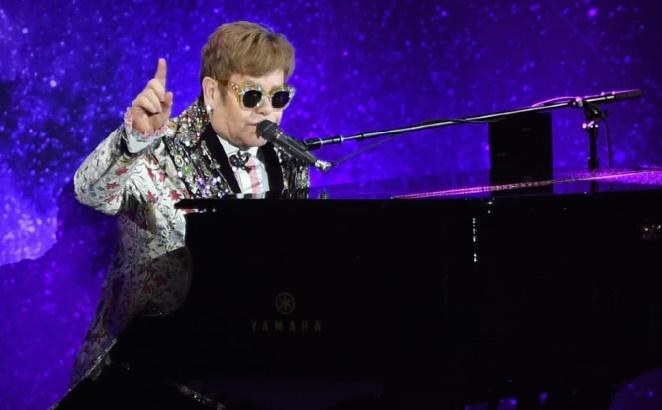 La dernière tournée mondiale d'Elton John