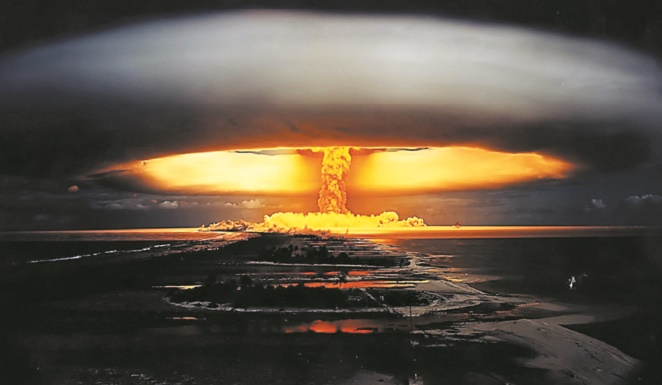 Le risque nucléaire fait avancer l'horloge de l'apocalypse