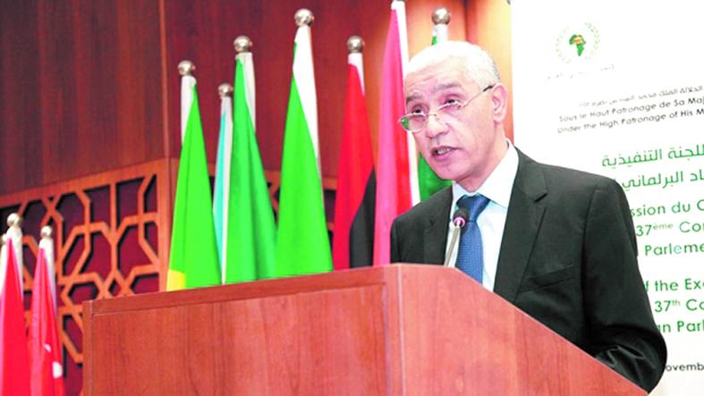 Talbi Alami : Le CHAN s'ajoute au palmarès des grands événements que le Maroc a réussi à organiser avec brio