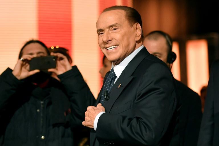 Retour de Berlusconi sur le devant de la scène politique italienne