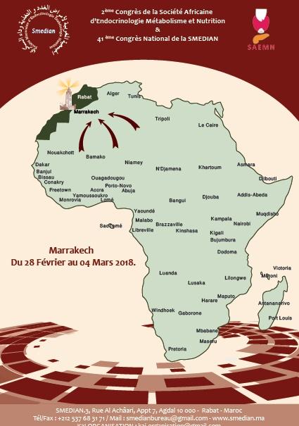 Des spécialistes endocrinologues africains en conclave à Marrakech