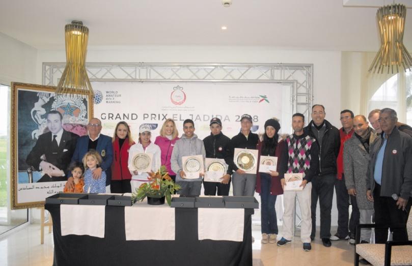GP de golf d'El Jadida
