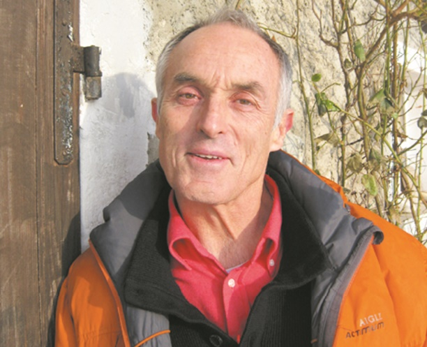 Pierre Pavy, restaurateur et businessman solidaire