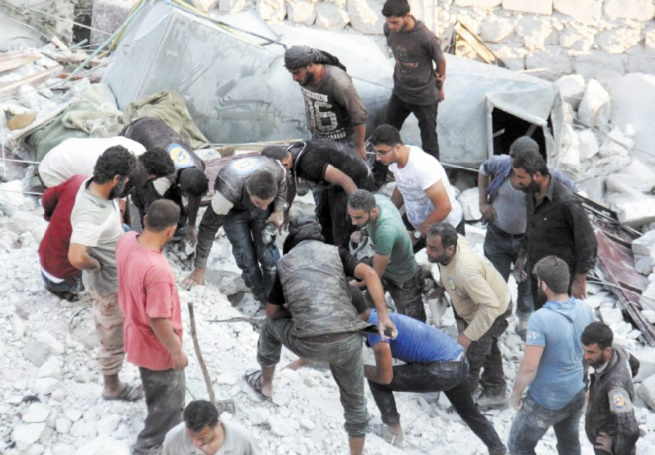 Lourd bilan de pertes civiles dans la Ghouta orientale