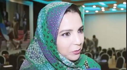 Rkia Derham au Koweït