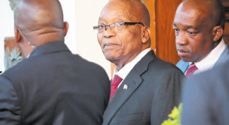 L'ANC donne 48 heures à Jacob Zuma pour démissionner