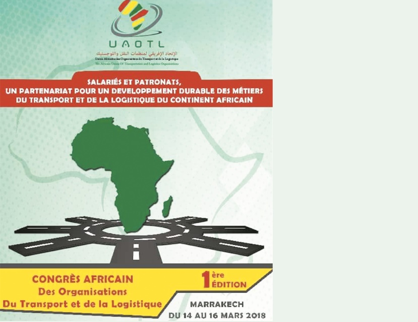 Des organisations africaines du transport et de la logistique en congrès  à Marrakech