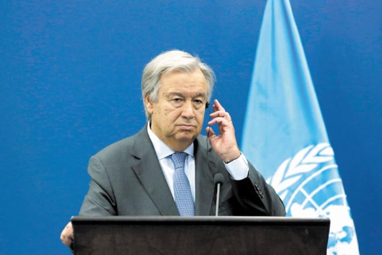 Le chef de l'ONU appelle le monde à participer à la reconstruction de l'Irak